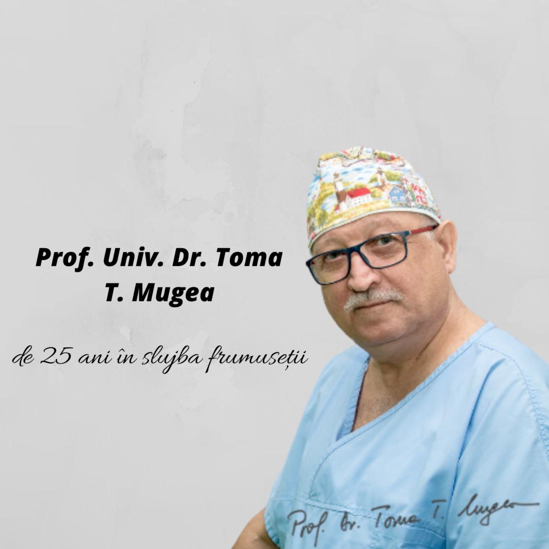prof dr toma mugea chirurg estetician creatorul cremelor glycon